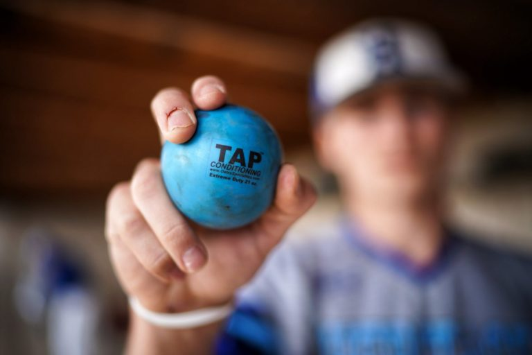 Weighted Baseballs & Pitching Command